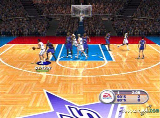 NBA Live 2002 - Screenshots - Bild 10