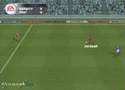 FIFA 2002 - Screenshots - Bild 8