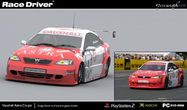 TOCA Race Driver  Archiv - Screenshots - Bild 3