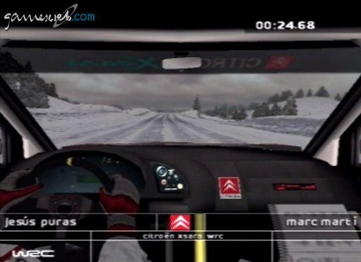 World Rally Championship 4 - Screenshots - Bild 4