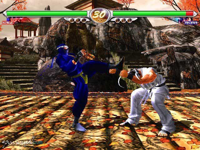 Virtua Fighter 4  Archiv - Screenshots - Bild 14