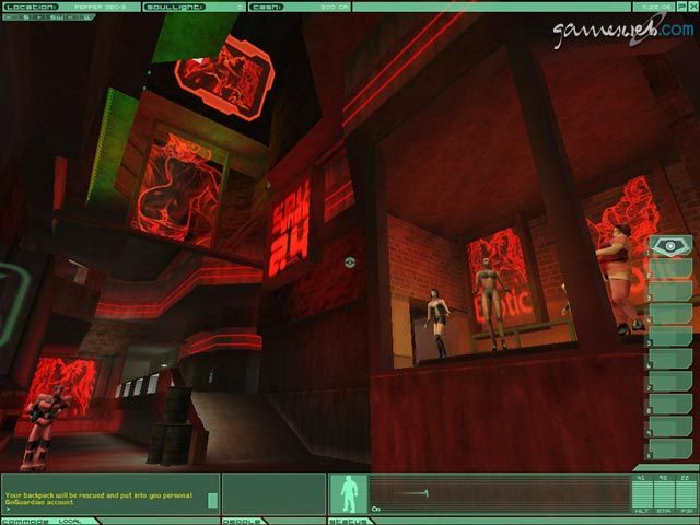 Neocron - Screenshots - Bild 2