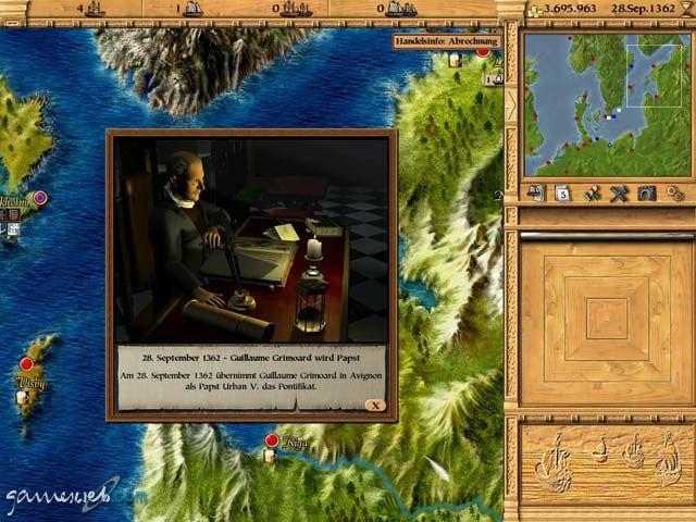 Patrizier II - Screenshots - Bild 12