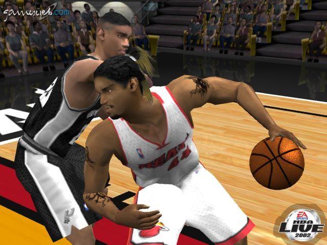 NBA Live 2002  Archiv - Screenshots - Bild 4