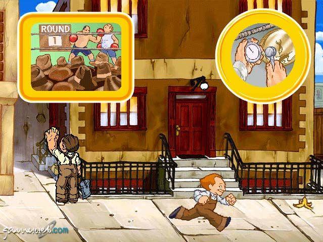 Three Stooges  Archiv - Screenshots - Bild 2