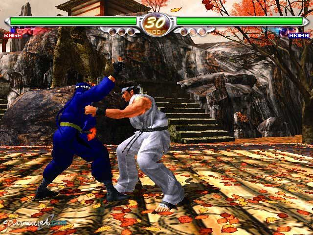 Virtua Fighter 4  Archiv - Screenshots - Bild 11