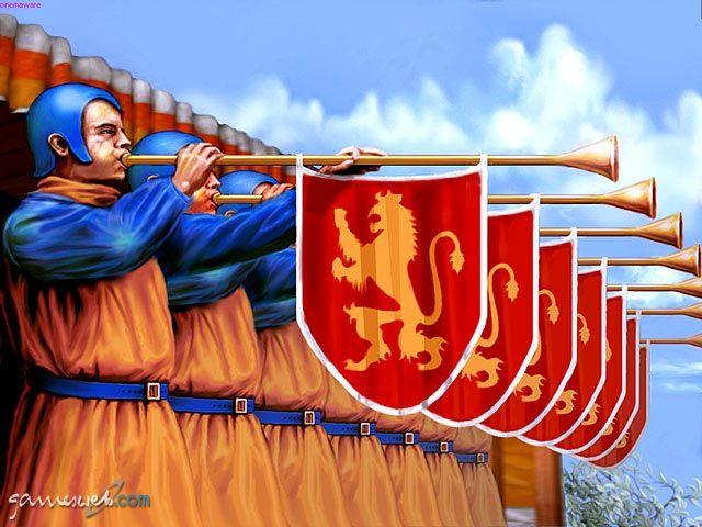 Defender of the Crown  Archiv - Screenshots - Bild 4