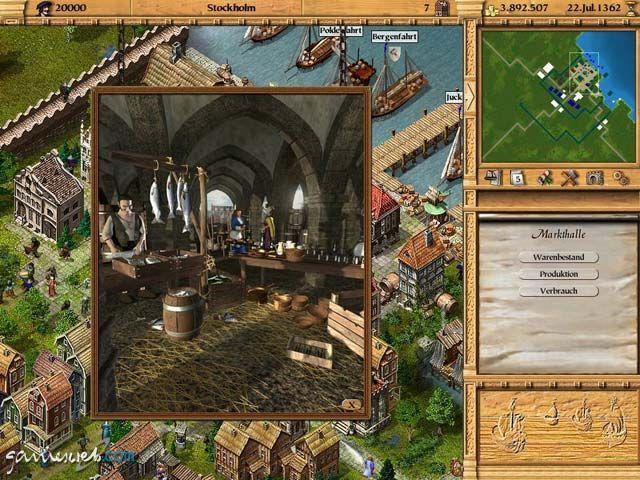 Patrizier II - Screenshots - Bild 8