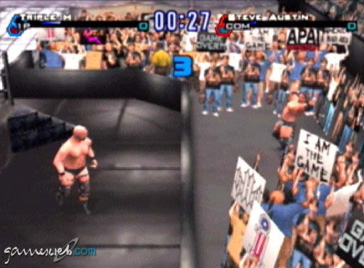 WWF SmackDown!: Just Bring It! - Screenshots - Bild 12