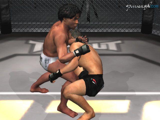 UFC: Throwdown  Archiv - Screenshots - Bild 6