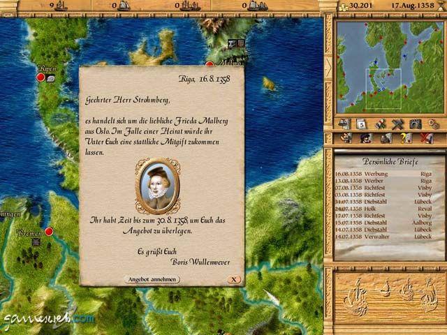 Patrizier II - Screenshots - Bild 3