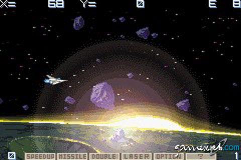 Gradius Advance - Screenshots - Bild 13