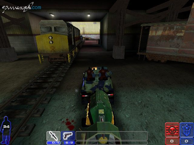 Mobile Forces  Archiv - Screenshots - Bild 7