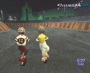 Scooter Racing  Archiv - Screenshots - Bild 10