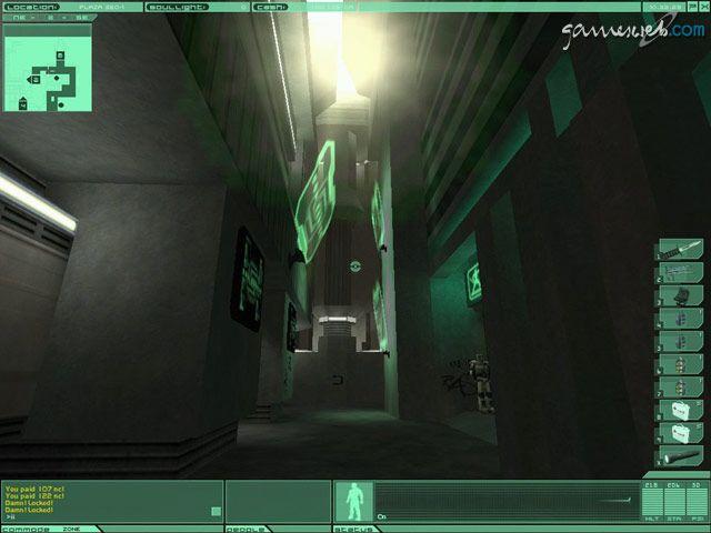 Neocron - Screenshots - Bild 9