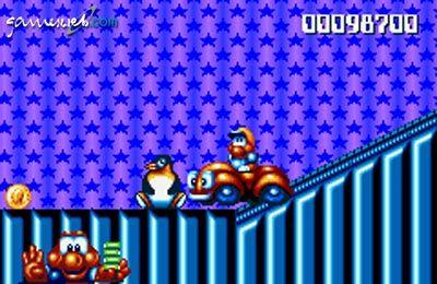 James Pond - Codename Robocod  Archiv - Screenshots - Bild 3