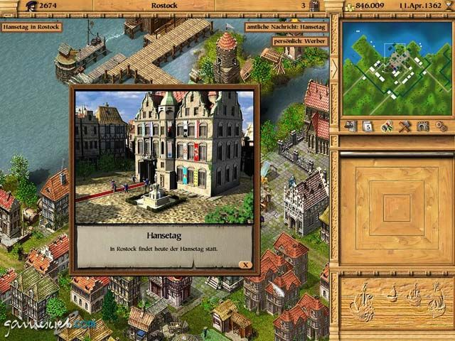 Patrizier II - Screenshots - Bild 5