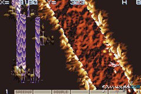 Gradius Advance - Screenshots - Bild 11