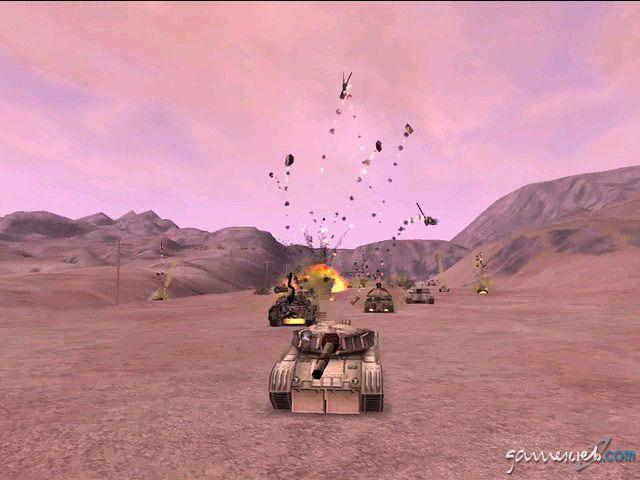 Comanche 4 - Screenshots - Bild 12