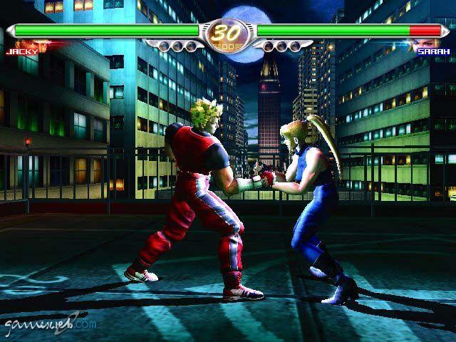Virtua Fighter 4  Archiv - Screenshots - Bild 21
