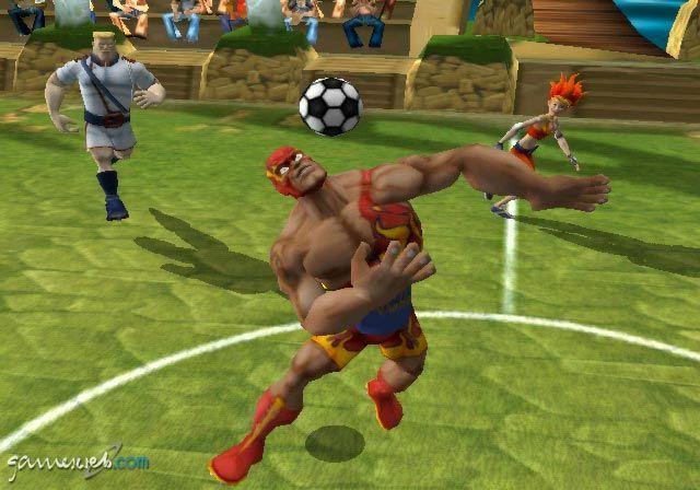 Soccer Slam  Archiv - Screenshots - Bild 11