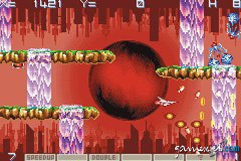 Gradius Advance - Screenshots - Bild 9