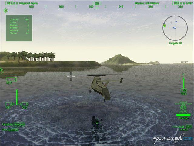 Comanche 4 - Screenshots - Bild 5