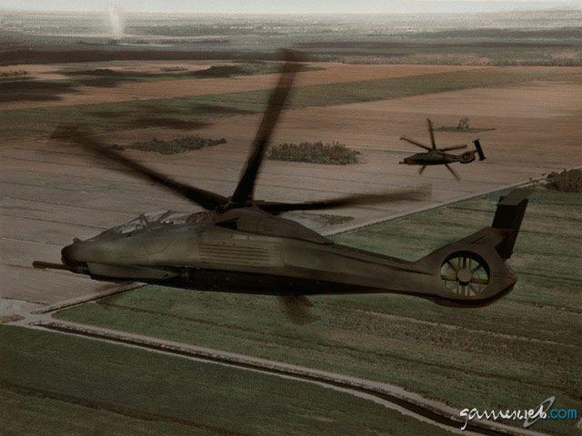 Comanche 4 - Screenshots - Bild 8
