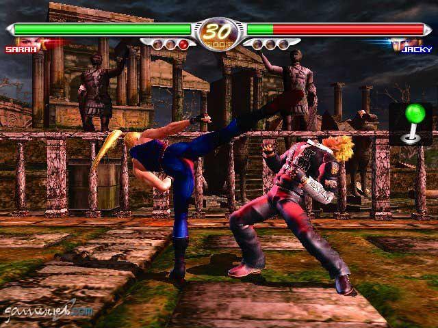 Virtua Fighter 4  Archiv - Screenshots - Bild 4