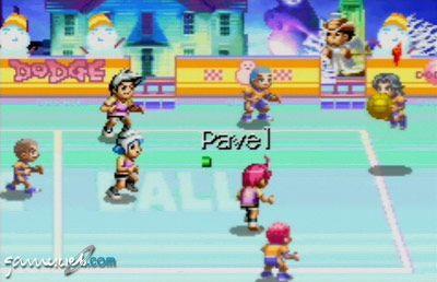 Super Dodge Ball Advance - Screenshots - Bild 16