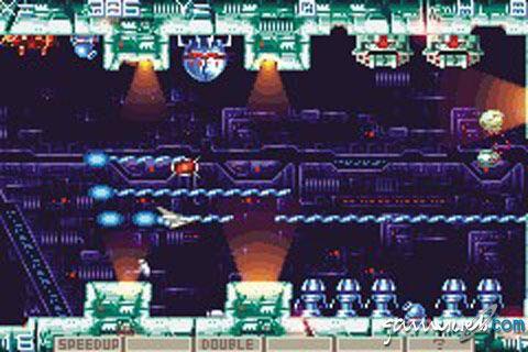 Gradius Advance - Screenshots - Bild 5