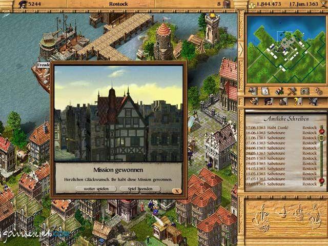 Patrizier II - Screenshots - Bild 13