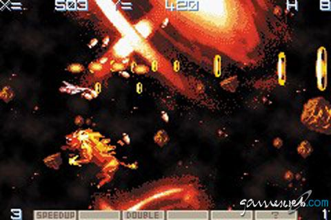 Gradius Advance - Screenshots - Bild 6
