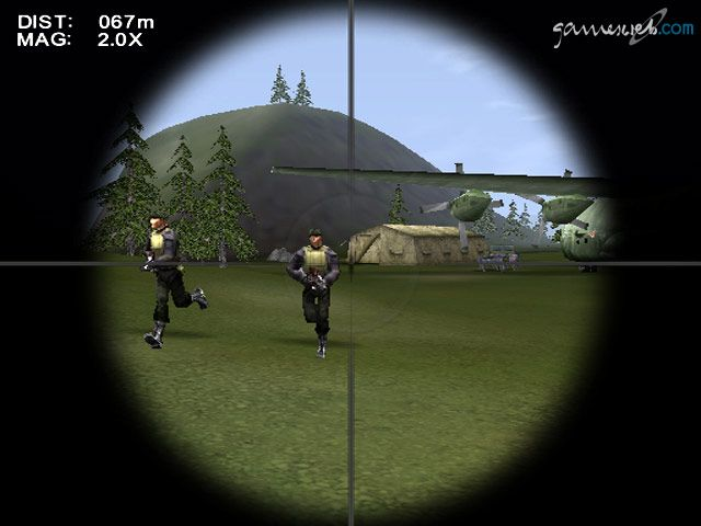 Delta Force  Archiv - Screenshots - Bild 5