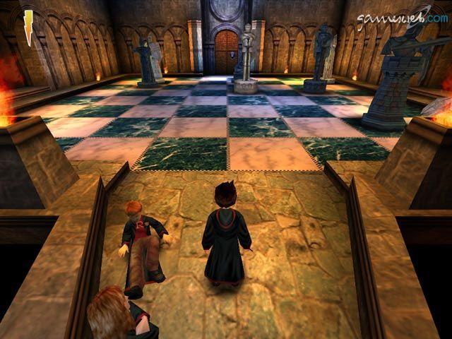 Harry Potter und der Stein der Weisen - Screenshots - Bild 2