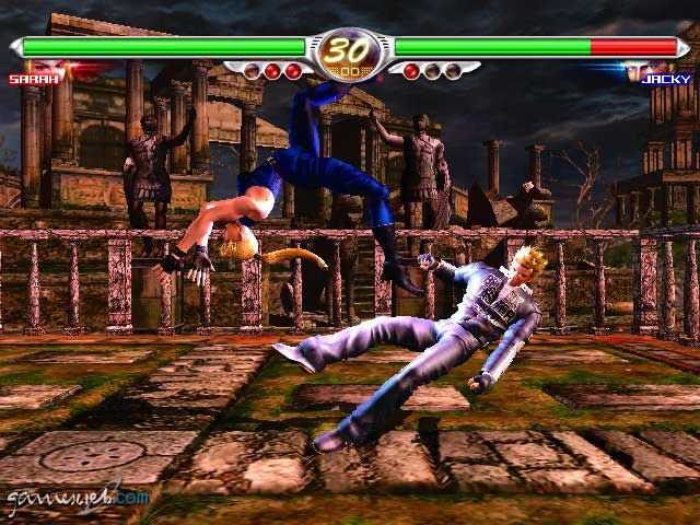 Virtua Fighter 4  Archiv - Screenshots - Bild 7