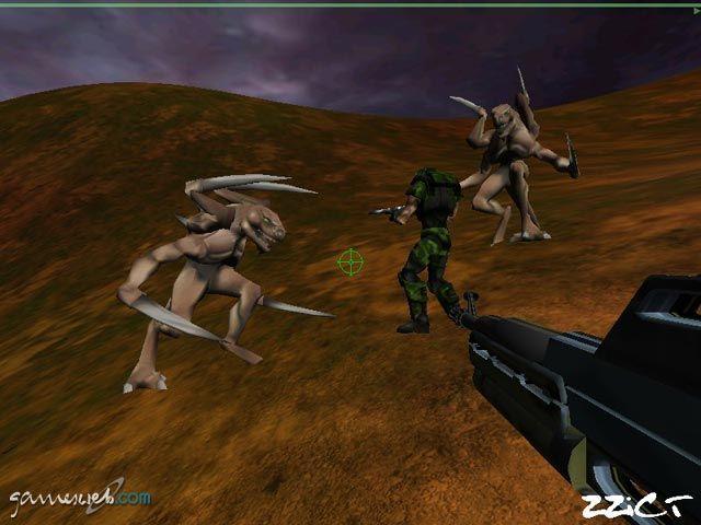 Lost Legion  Archiv - Screenshots - Bild 11