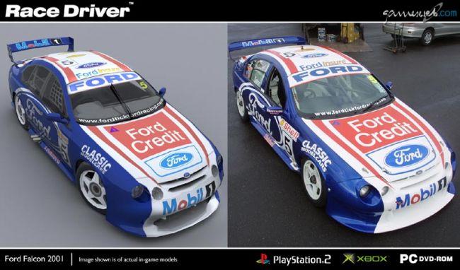 TOCA Race Driver  Archiv - Screenshots - Bild 7