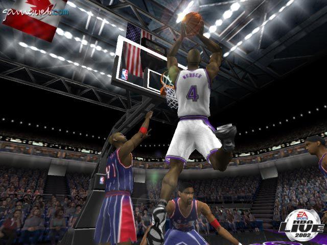 NBA Live 2002  Archiv - Screenshots - Bild 17