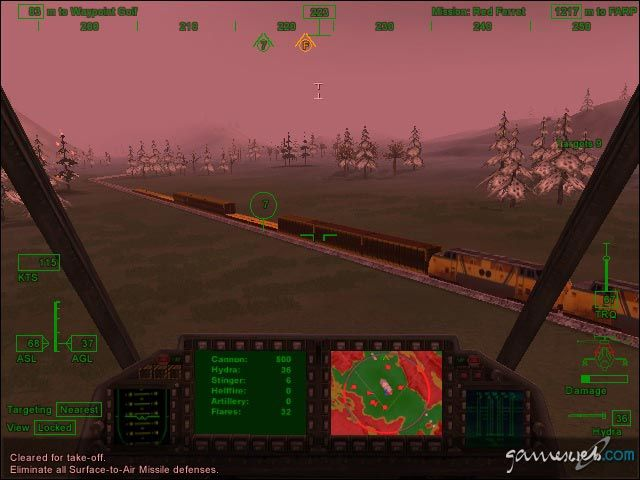 Comanche 4 - Screenshots - Bild 2