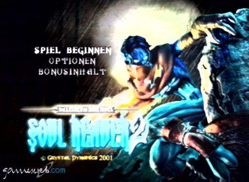 Legacy of Kain: Soul Reaver 2 - Screenshots - Bild 2