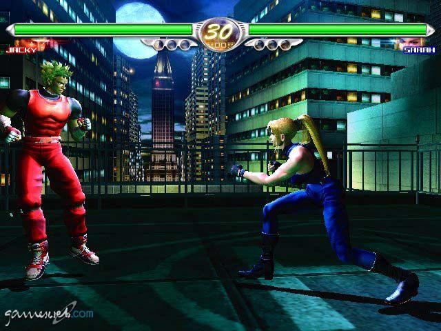 Virtua Fighter 4  Archiv - Screenshots - Bild 20