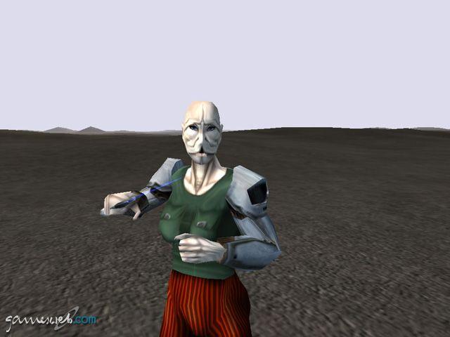 Project Entropia  Archiv - Screenshots - Bild 4