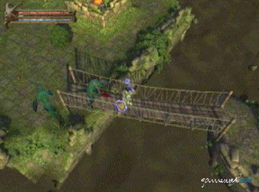 Baldur's Gate: Dark Alliance - Screenshots - Bild 5