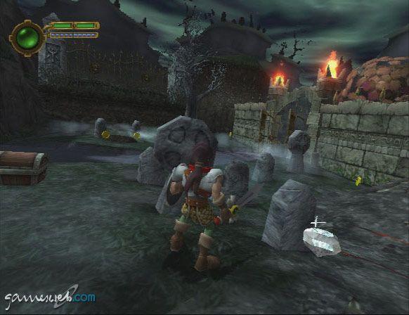 Maximo: Ghosts to Glory  Archiv - Screenshots - Bild 9