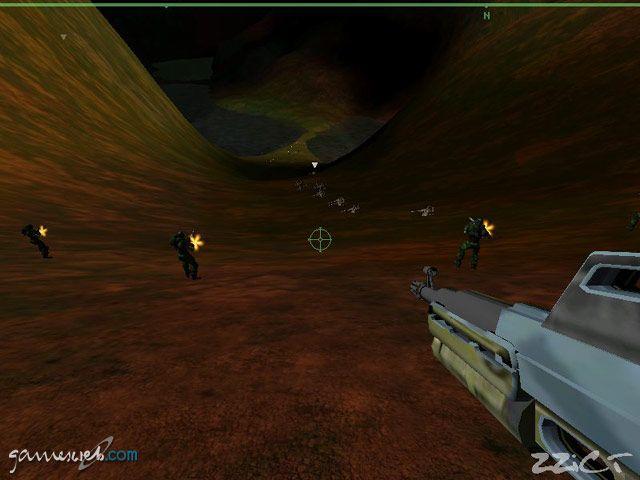 Lost Legion  Archiv - Screenshots - Bild 17