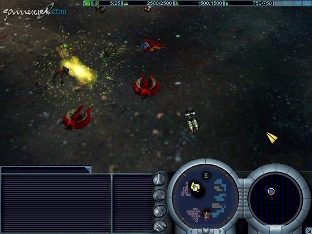 Conquest: Frontier Wars - Screenshots - Bild 5