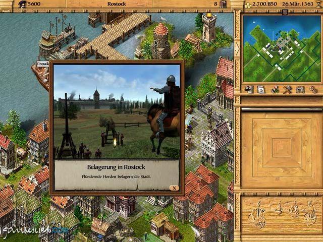 Patrizier II - Screenshots - Bild 10