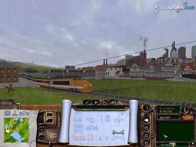Trains & Trucks Tycoon  Archiv - Screenshots - Bild 6
