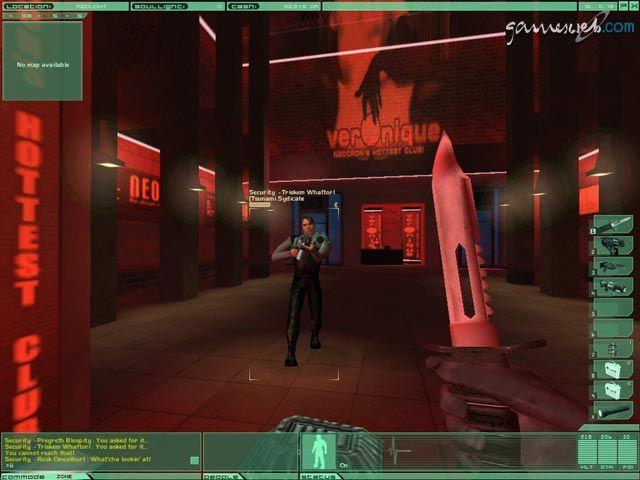 Neocron - Screenshots - Bild 4